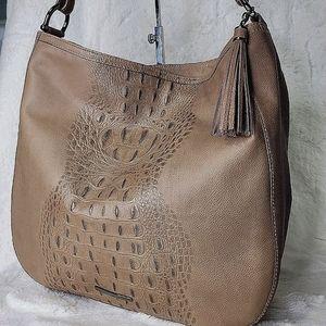 ☆ Brahmin Designer Shoulder Purse Bag Convertible
